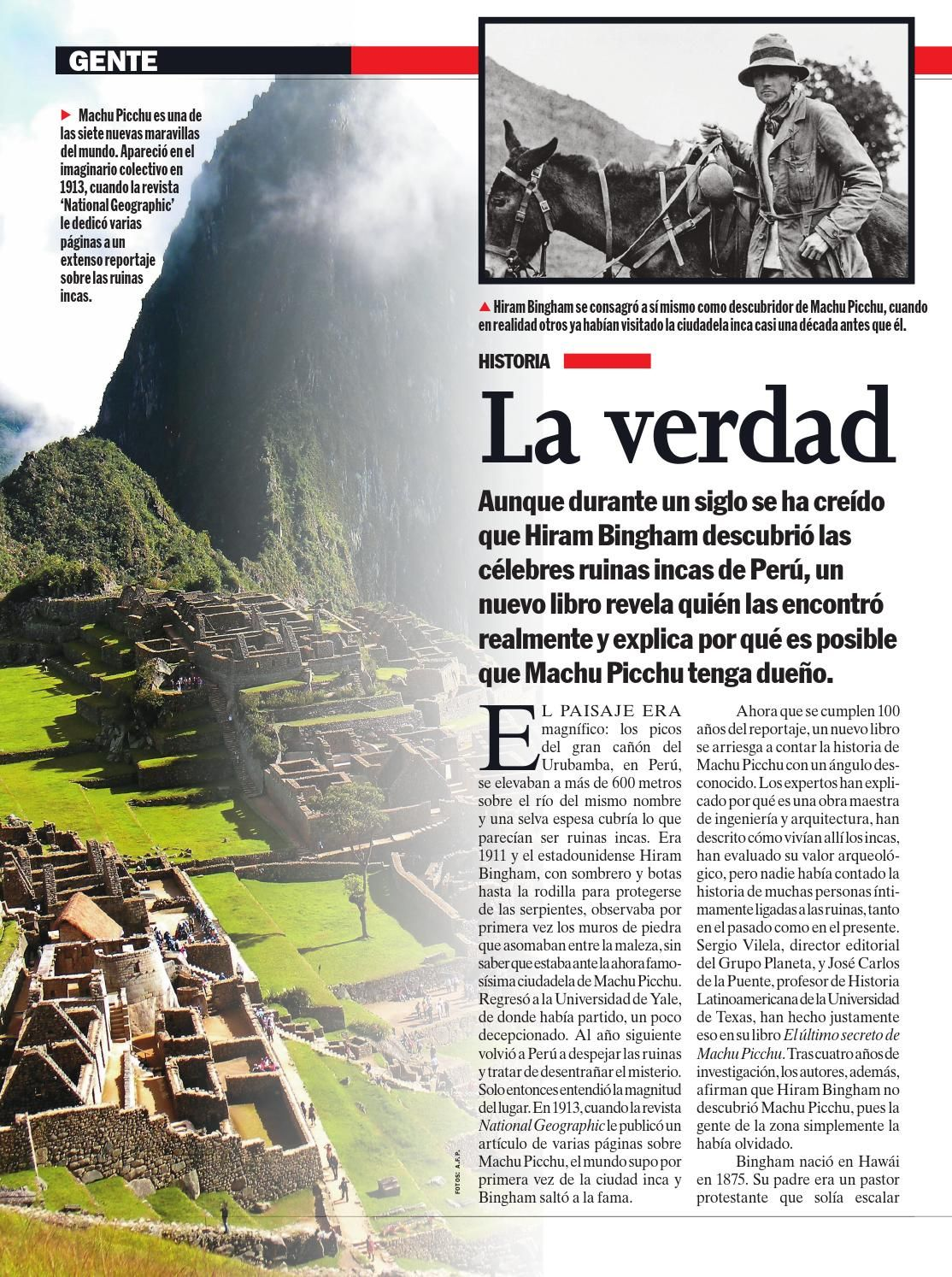 Reportajes Machu Picchu Búsqueda De Google