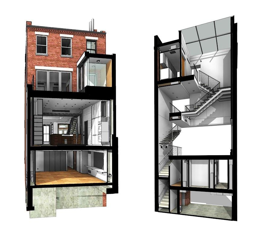 Cobble Hill Townhouse NS Sections- INC