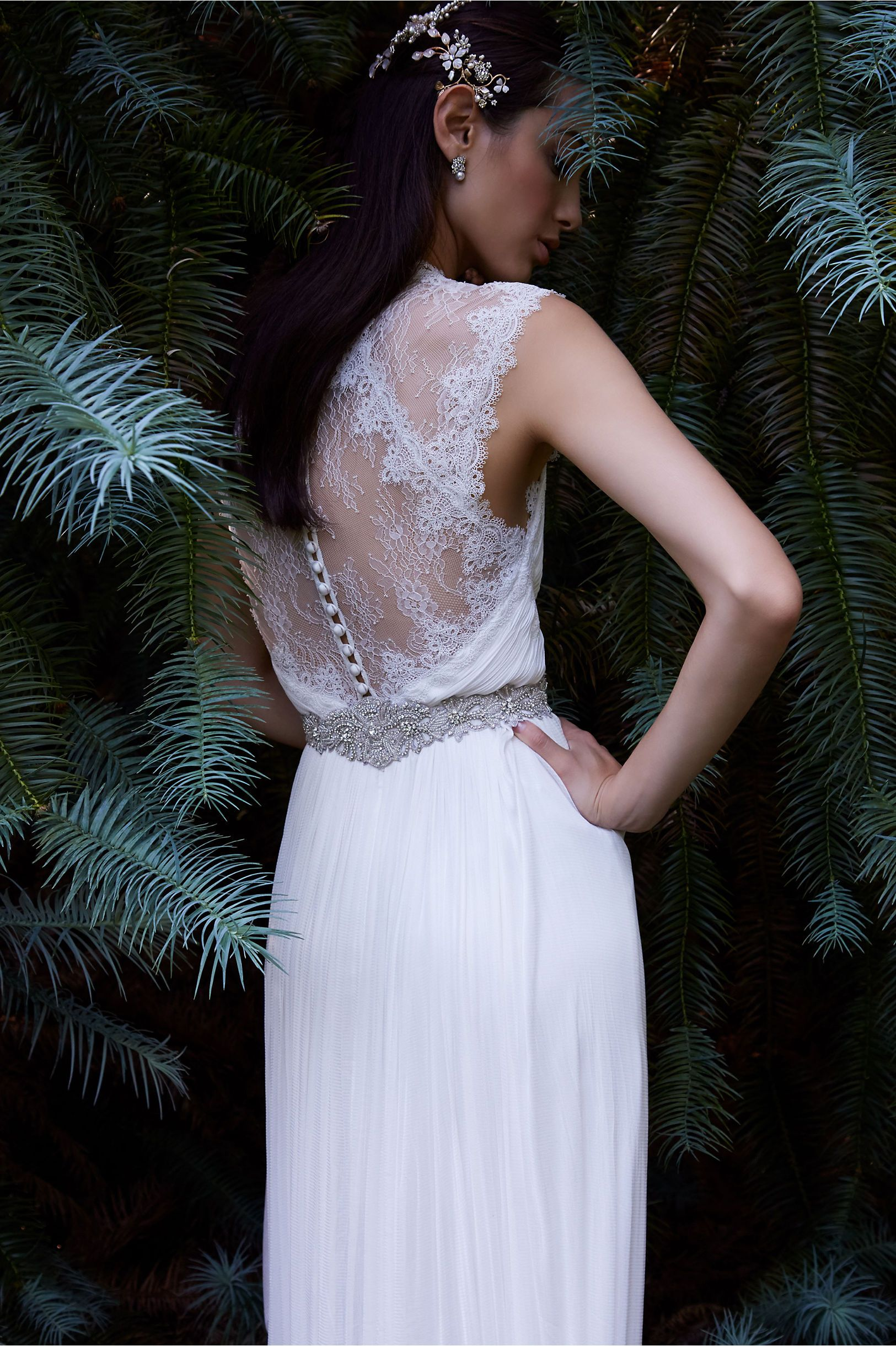 Bhldn Fantasia Gown In Bride Wedding Dresses Lace At