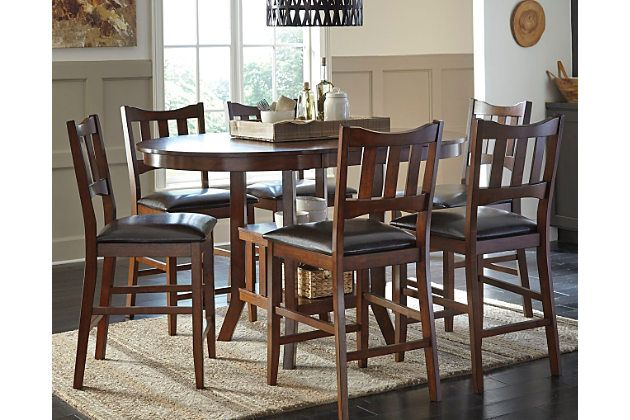 Classic Charm With Modern Upgrades Make The Renaburg Dining Room Table A Favorite Family Gathering Place