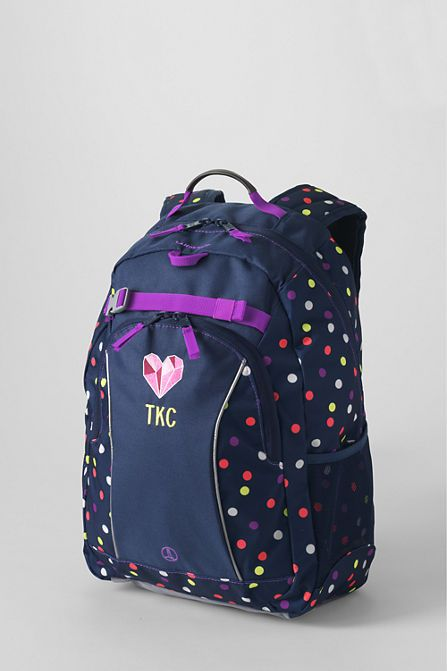 Lands End Backpack   Tomboy Diva Stuff   Pinterest