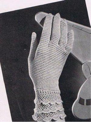Crochet Gloves Pattern Fingerless Full Fingers Or Finger Holes