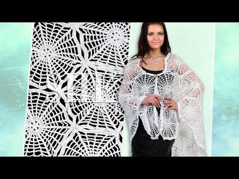 spider shawl