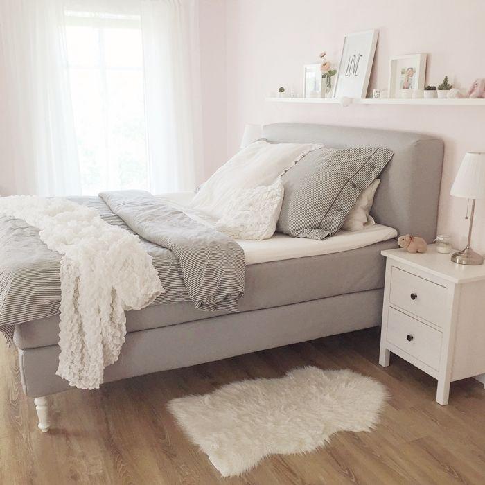 Wir bauen ein Haus - Schlafzimmer \ Boxspringbett Bedrooms and House - schlafzimmer mit boxspringbett