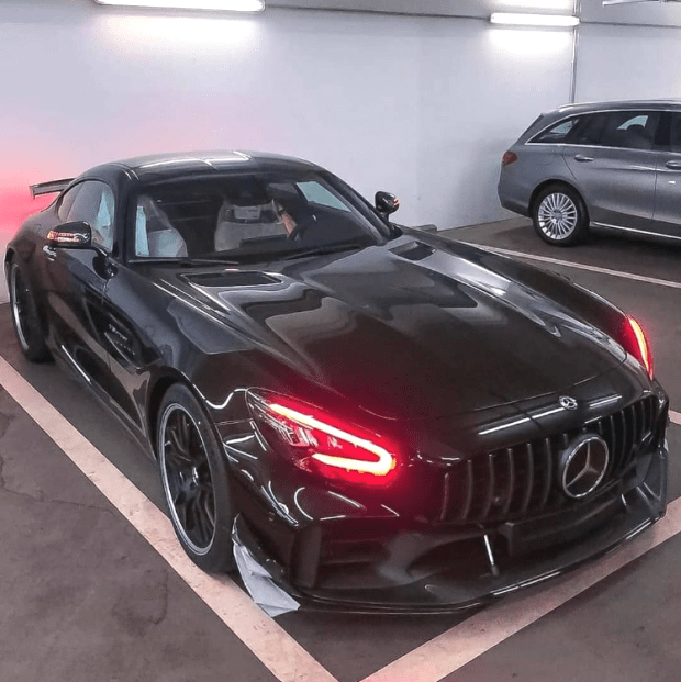 Rate This Mercedes 1 to 100