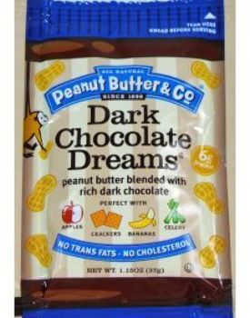 peanut butter & co dark chocolate dreams squeeze pack (1.15 oz) Case of 50