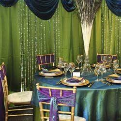 Decorations Ideas  Love the deep colors