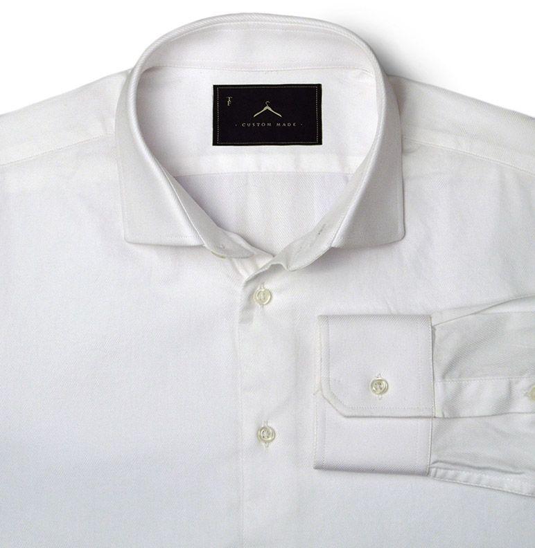 Tiverton | Custom Tailored Shirt