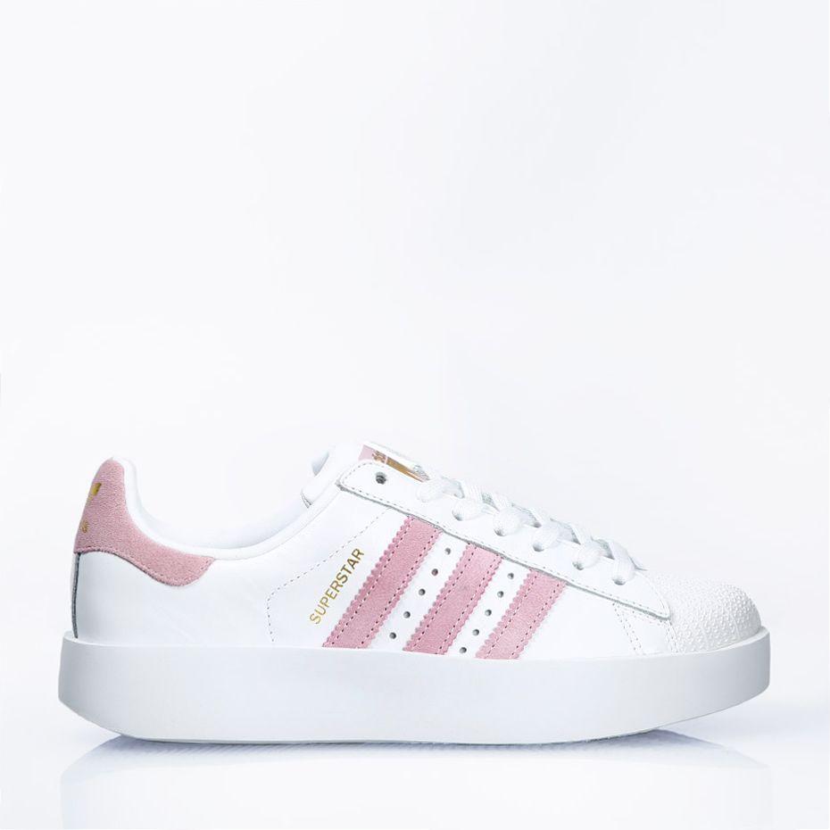 adidas Originals Superstar Bold Women skor. EVA dämpad