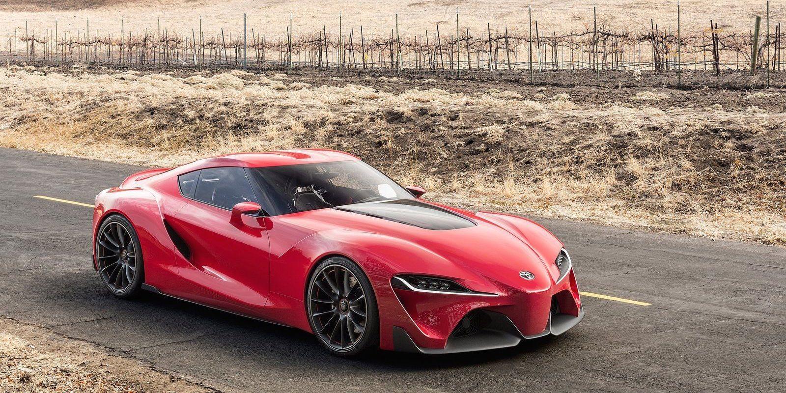 Bmw Toyota Sports Car Collaboration Starts Production In 2018 New Toyota Supra Sports Car Toyota Cars