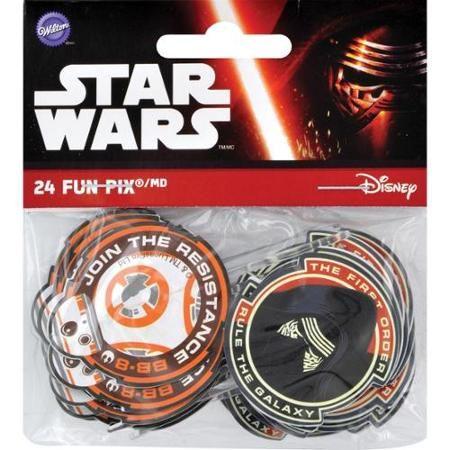 Fun Pix 24 Pkg Star Wars