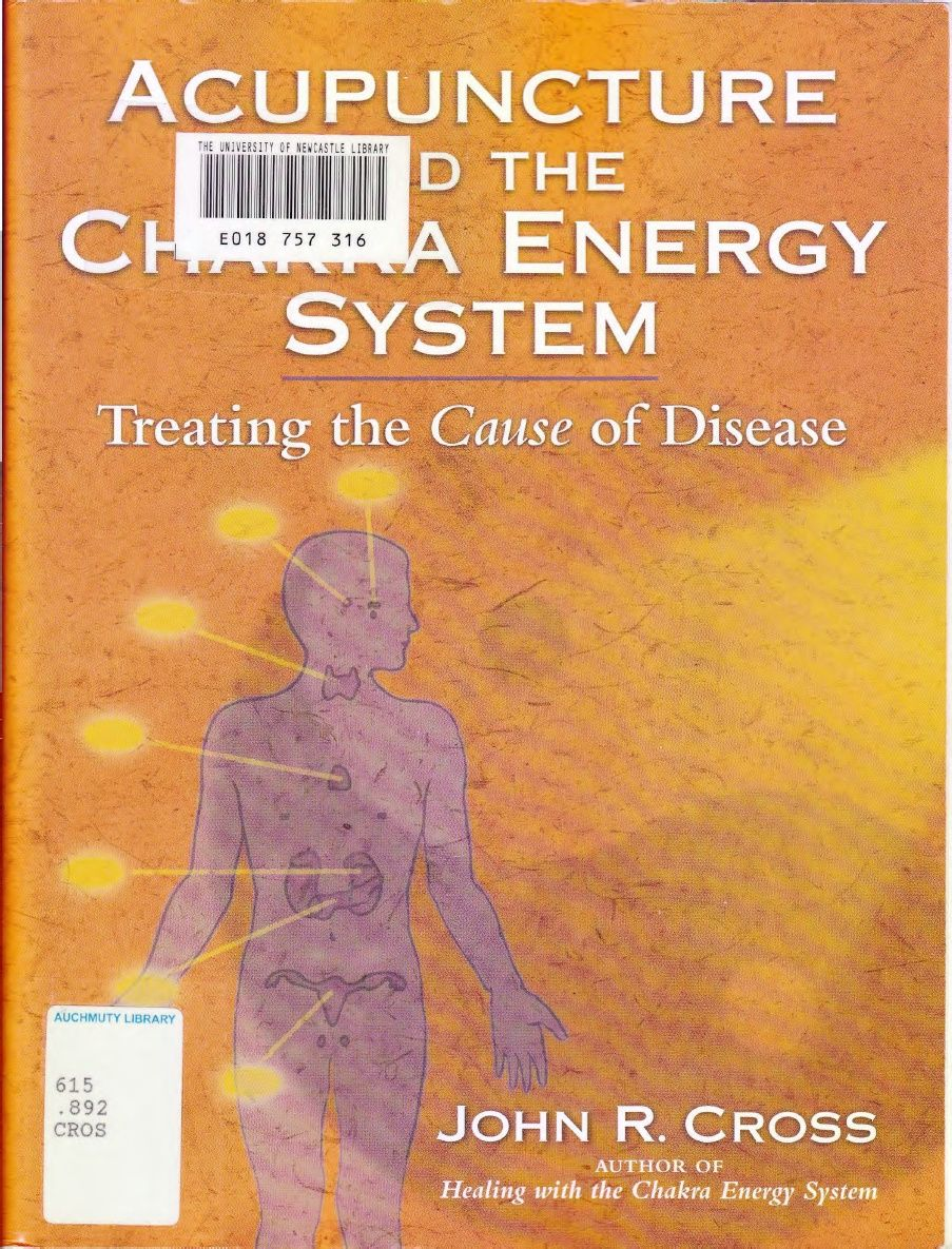 Acupuncture And The Chakra Energy System Scribd Energy System Chakra Energy