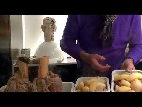 Le Pot-au-feu de jarret de veau par JP Vigato. - YouTube