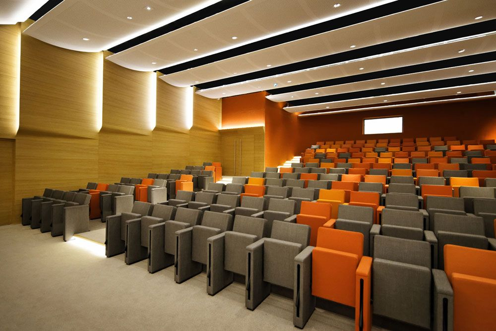 Interiors  auditorium design ...