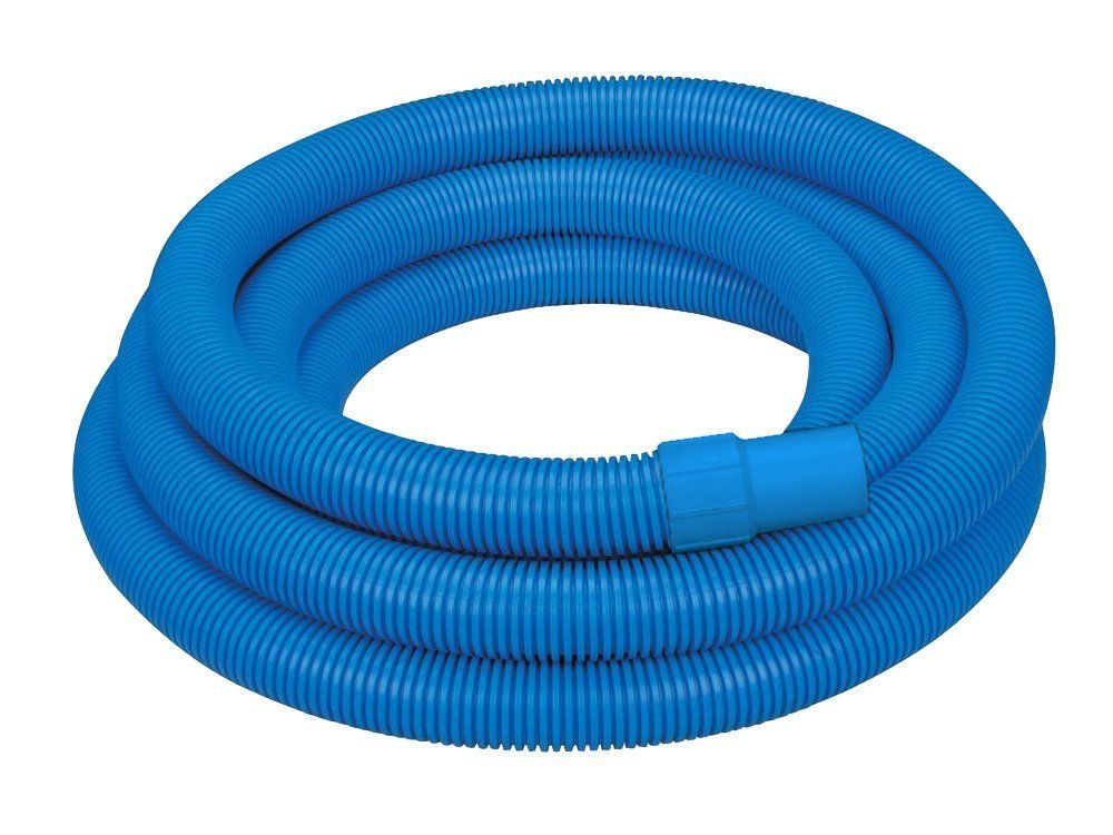 Red /Floating Cleaning for Pools Rainbow By Plastiflex Full Hose/ 7/M