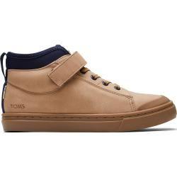 Toms Schuhe Beige Cusco Sneakers Für Kinder – Größe 31 TomsToms