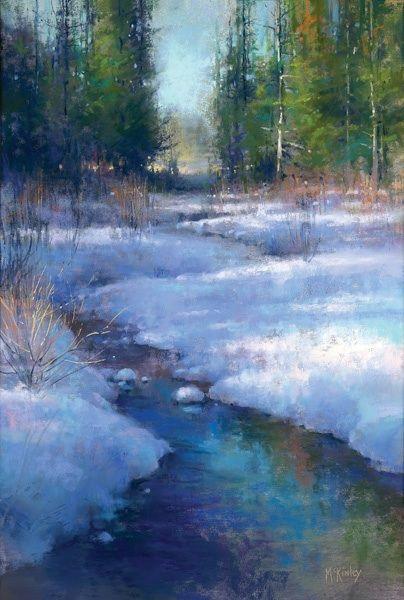Pastel Artists Paintings Bing Images Richard Mckinley Pastel Landscape Landscape Fine Art Painting