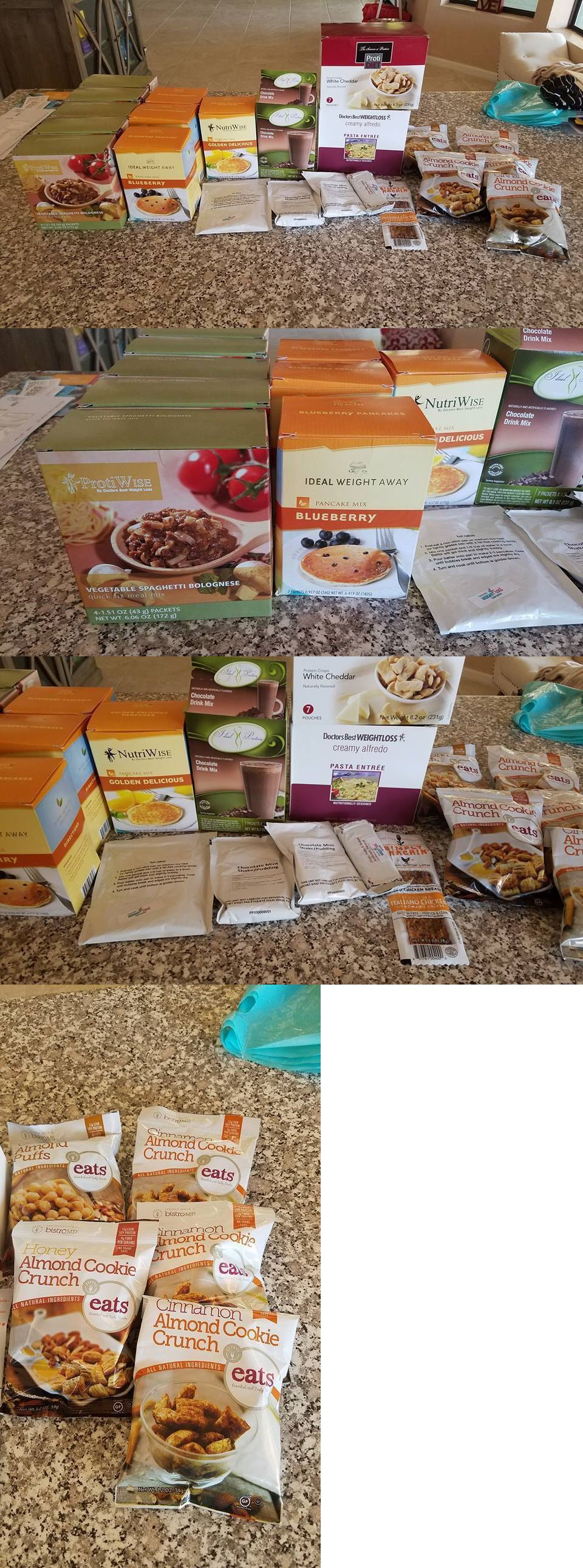 Weight Loss Program Foods 70 Lot Proti Diet Nutri Wise Ideal