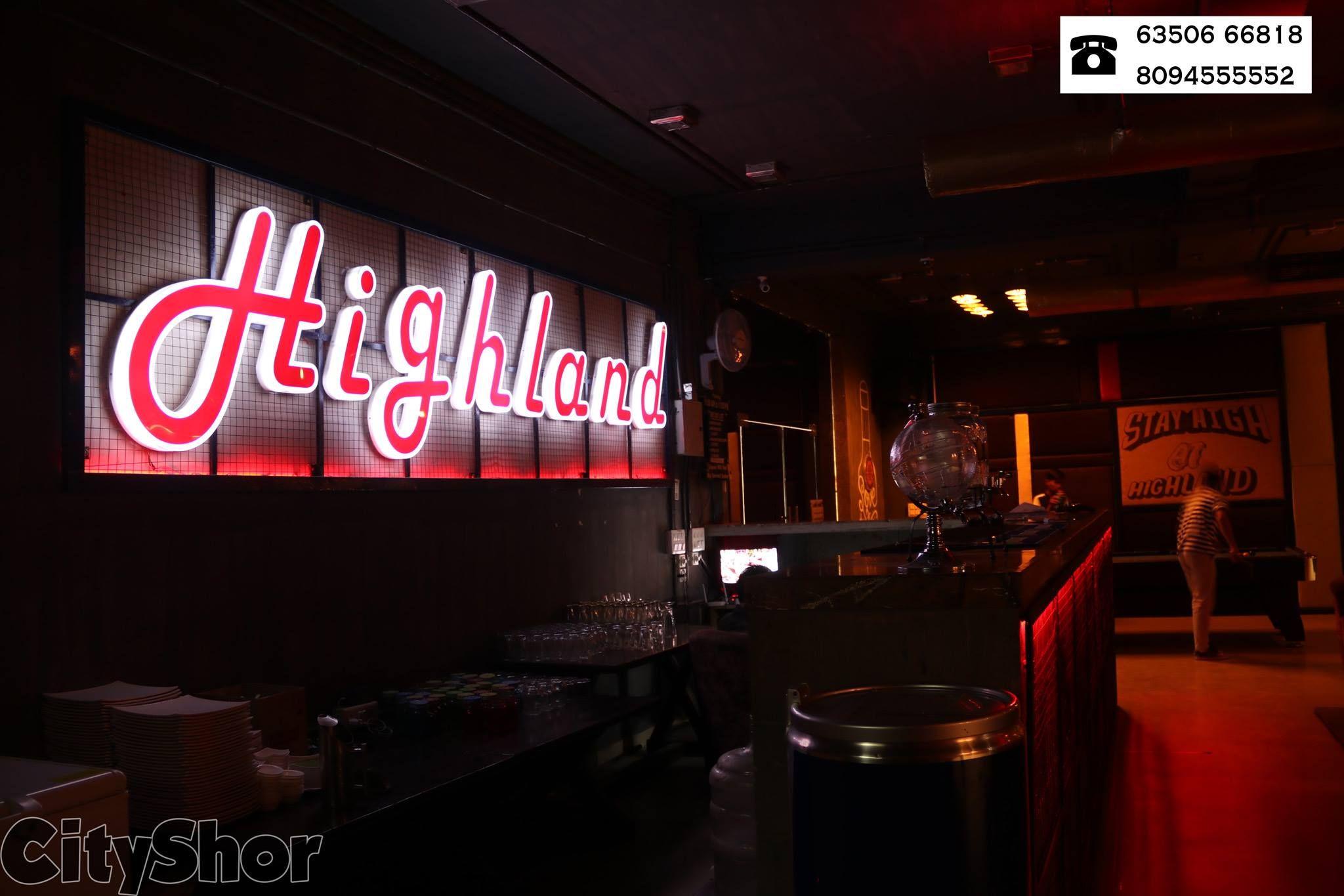 A Romantic Setup For This Valentine S Day Than Look No Further Than Highland Address Gf 01 Galaxy Mall Mansarov Cafe Restaurant Romantic Evening Restaurant