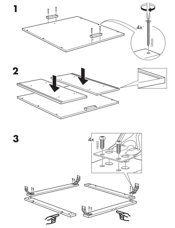 Ikea Furniture Instructions