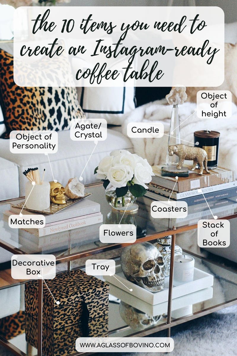 The 10 Items You Need to Create an Instagram-Ready Coffee Table images