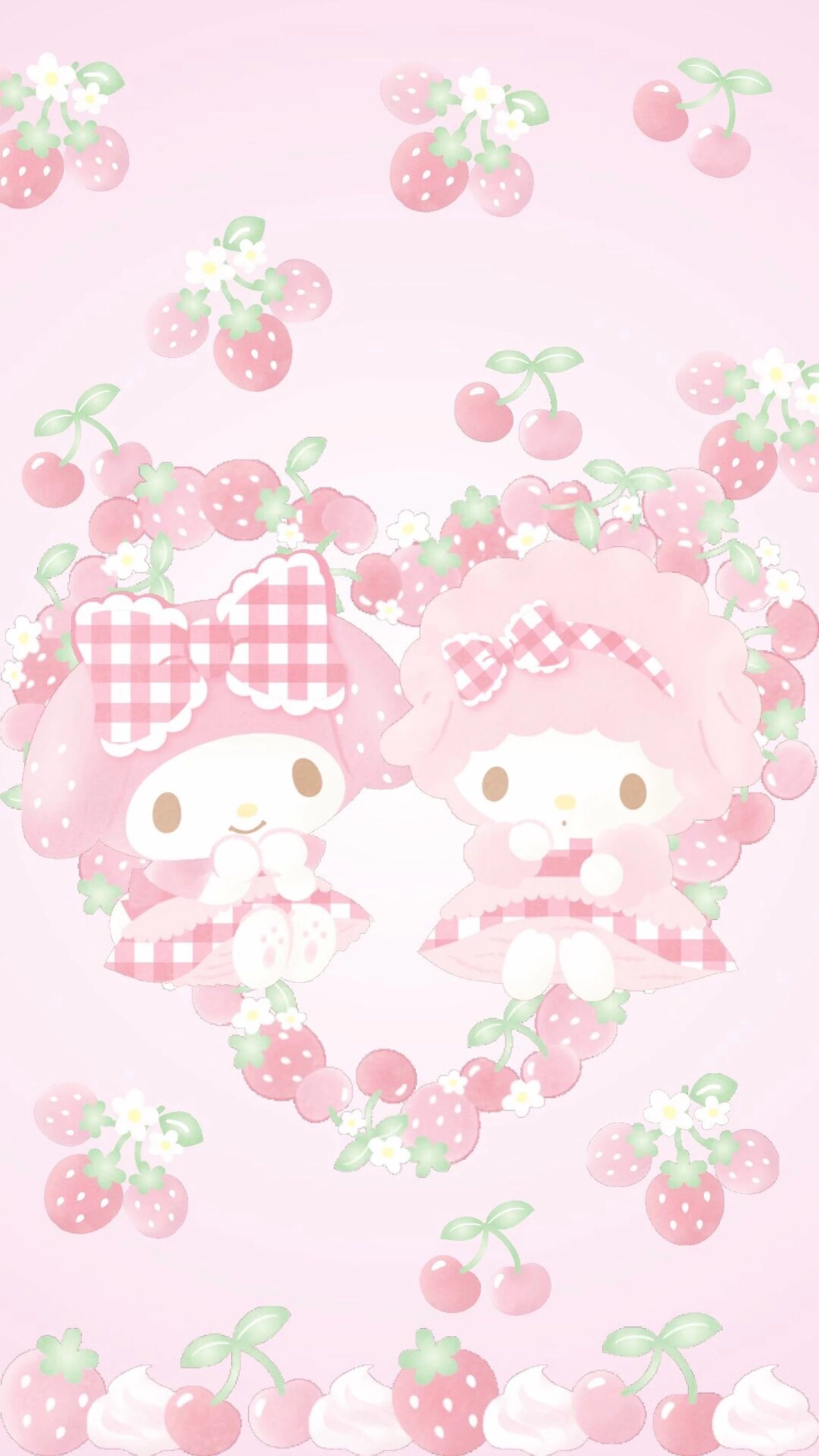 My Melody And Sweet Piano マイメロ 壁紙 壁紙 かわいい ディズニー 絵