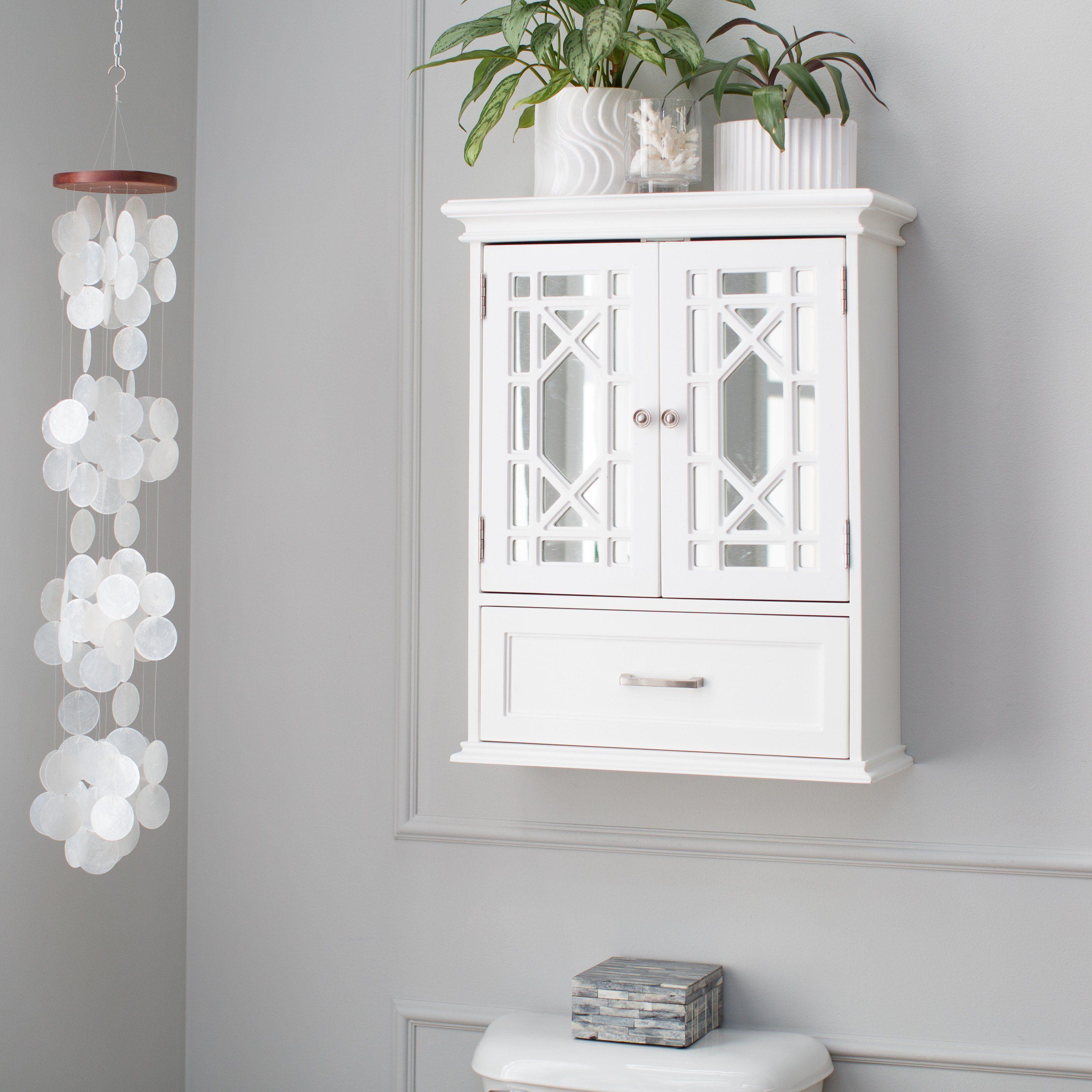 Belham Living Florence Bathroom Wall Cabinet Bathroom Wall Cabinets Wall Cabinet Decor