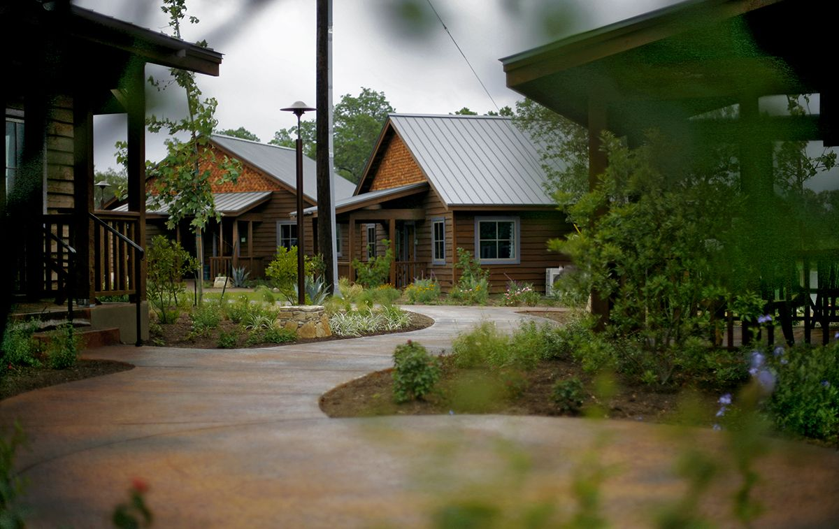 Camp lucy in dripping springs private cabins book in