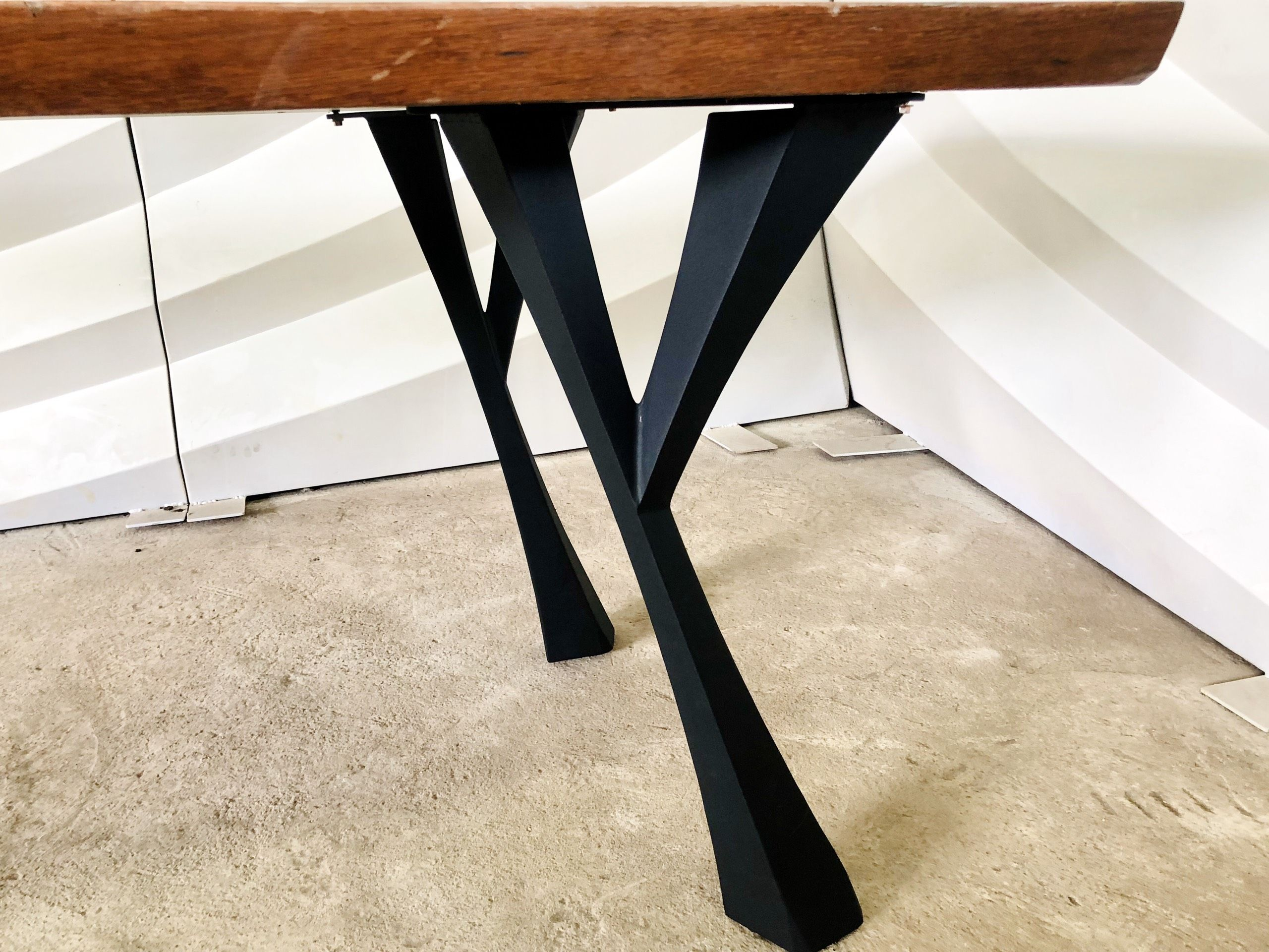 metal table legs furniture base for