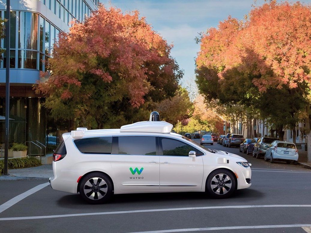 The government just made a big move to get self-driving cars on the ...