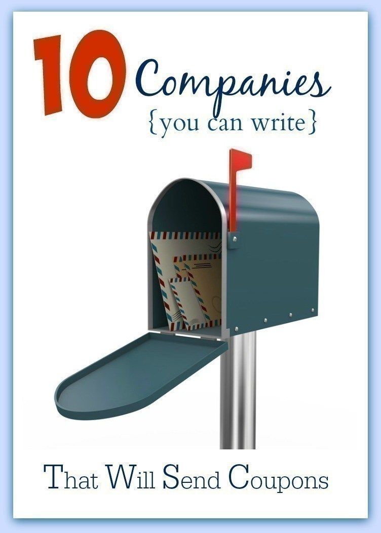 Writing companies coupons