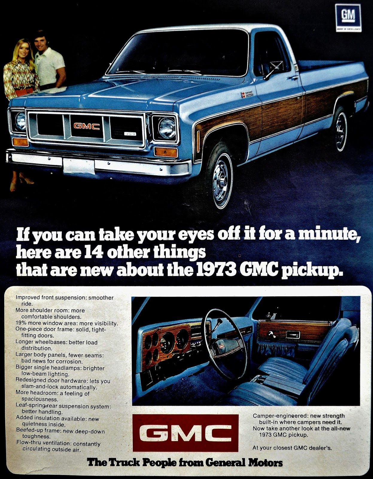1973 Gmc Pickup Gmc Pickup Gmc Trucks Gmc Pickup Trucks