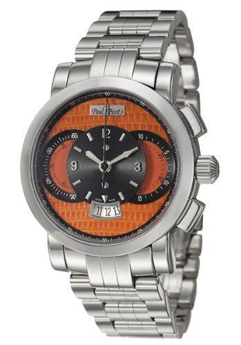 Save $ 5,170.00 ( 47.00% )    Paul Picot Technograph Wild 44 mm Men's Automatic Watch P0334-2Q-SG-L9201-SB