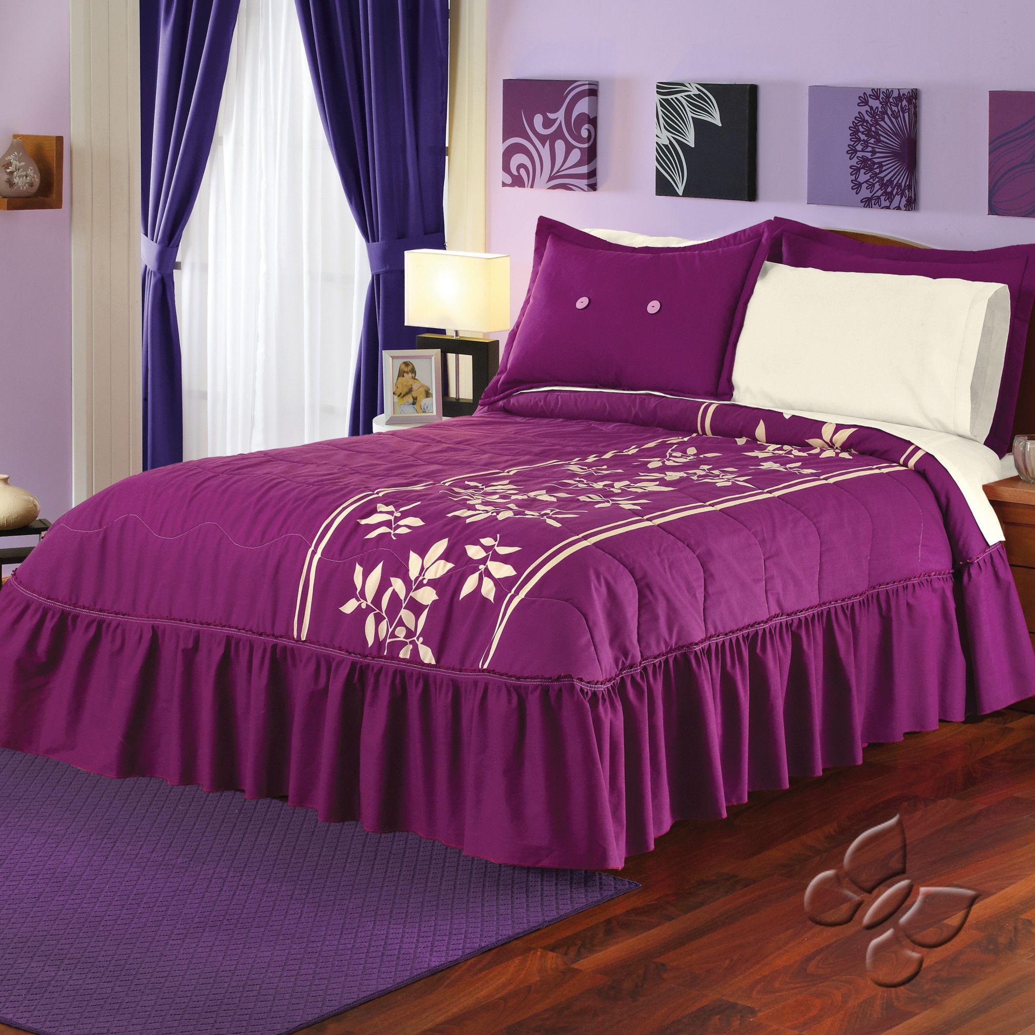 Colcha azalea de intima hogar visita edredones colchas cobertores pinterest - Colchas y edredones ...