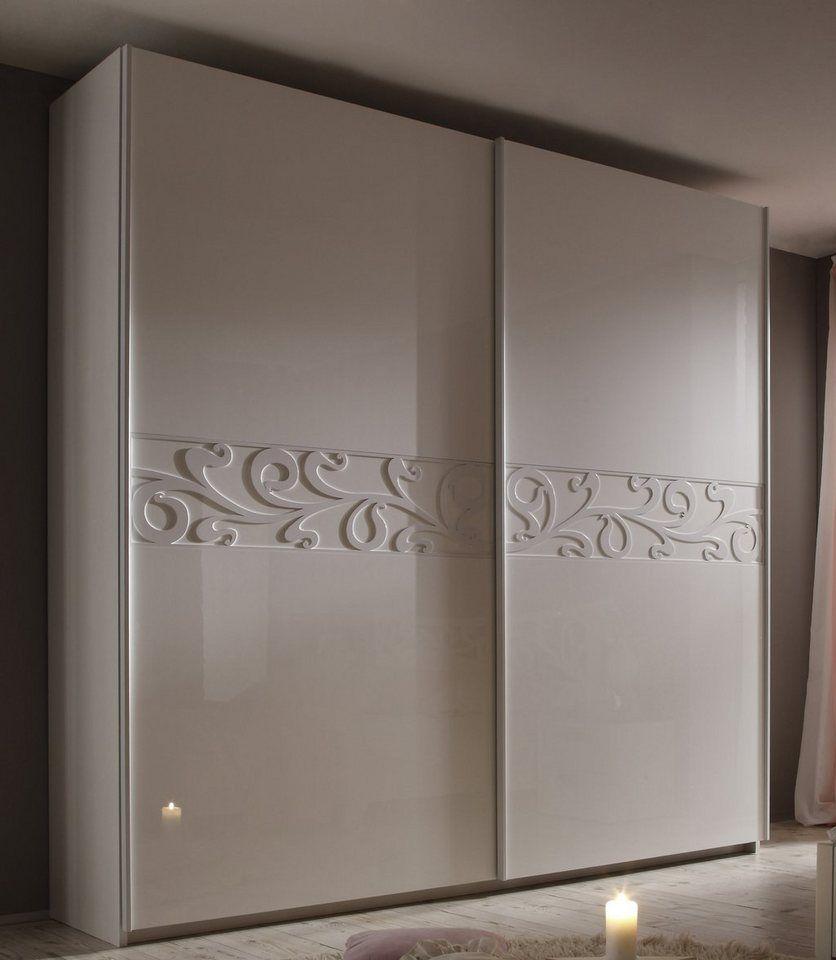 Lc Schwebeturenschrank Ab 699 99 Eleganter Schwebeturenschrank Fronten Hochglanz Lackie Wardrobe Design Bedroom Room Design Bedroom Bedroom Furniture Design