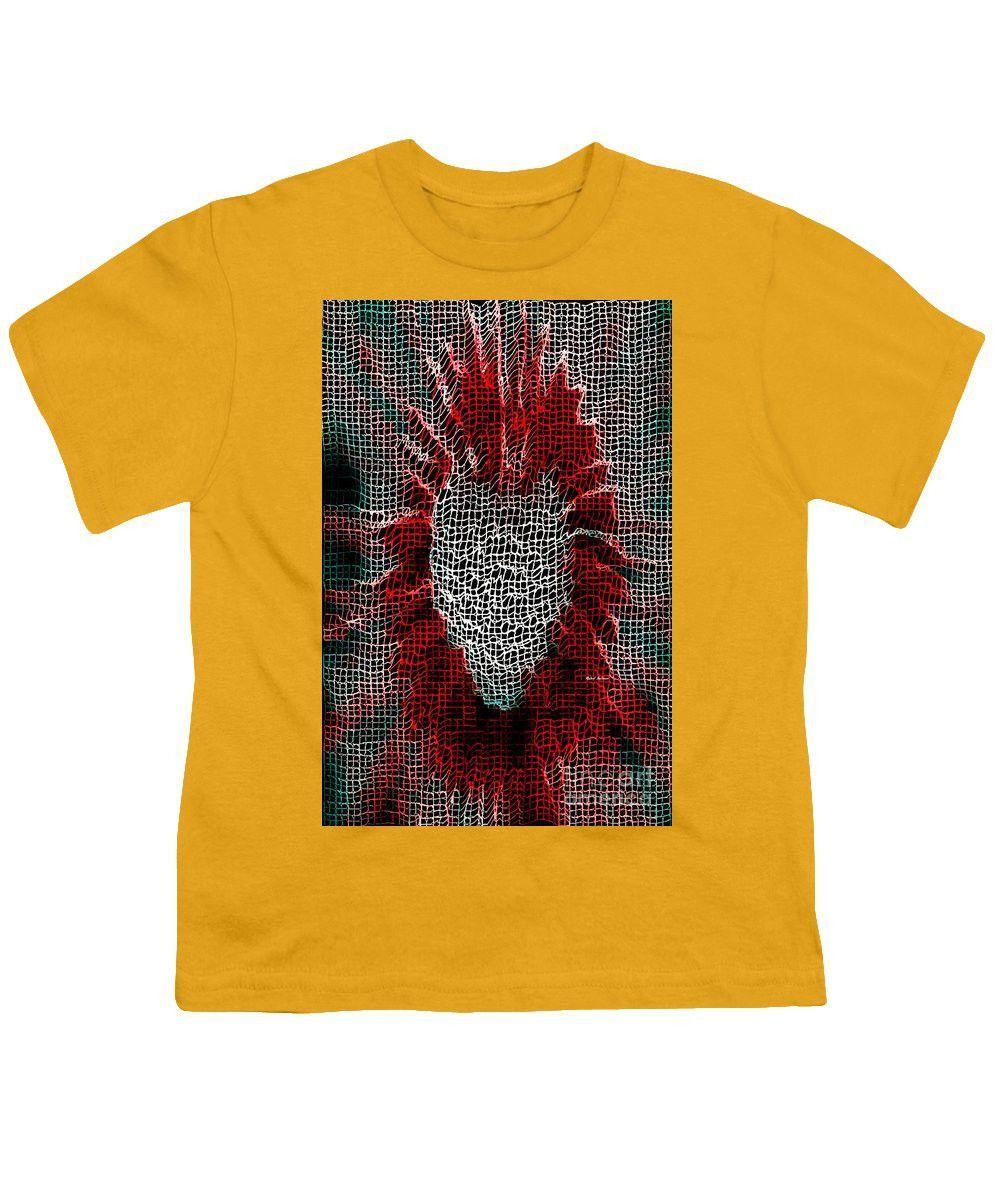 Youth T-Shirt - My Heart Belongs To You