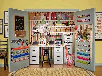 Mueble de costura patchwork buscar con google my style - Mueble de costura ...