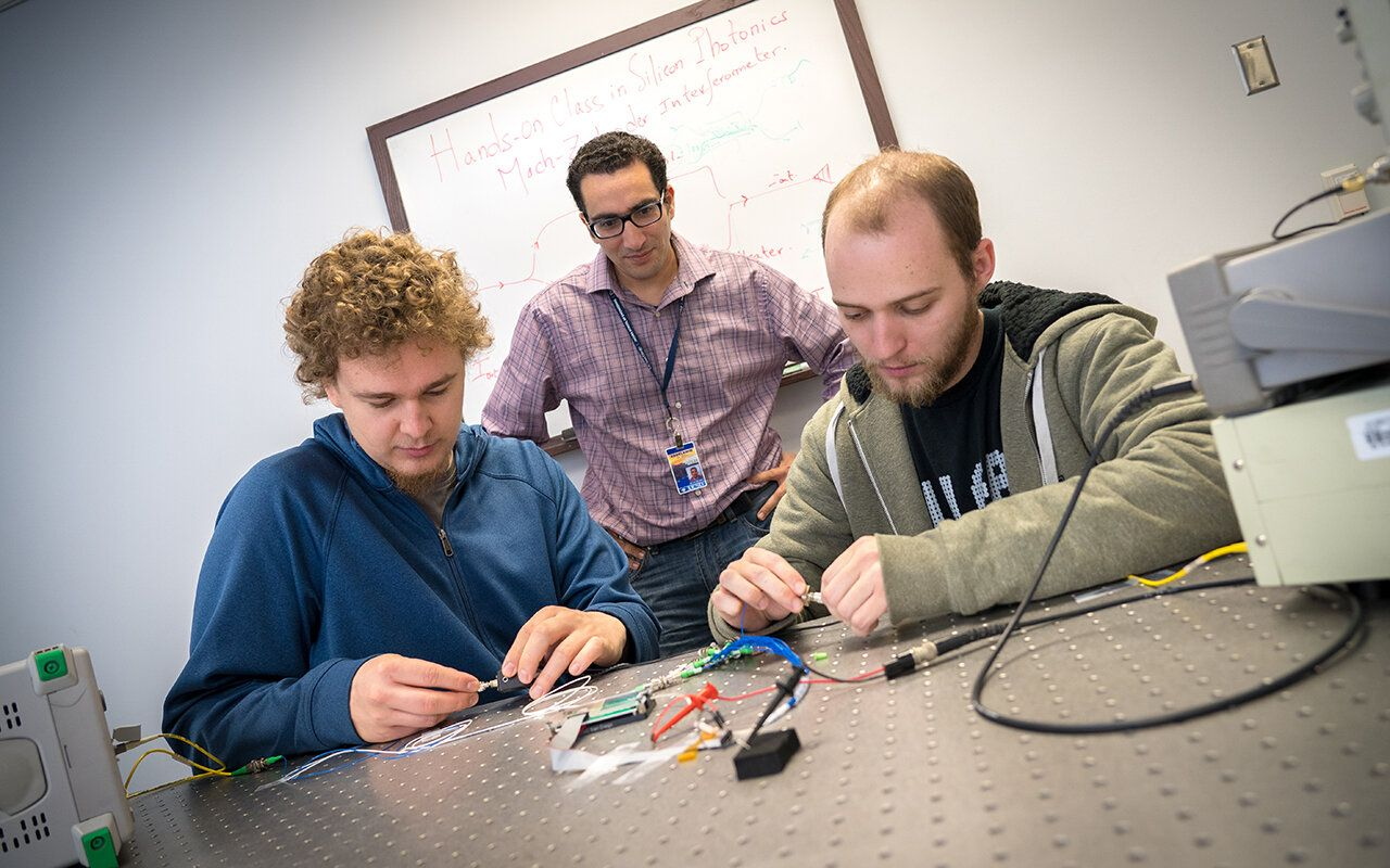 Engineers develop education kit to teach students