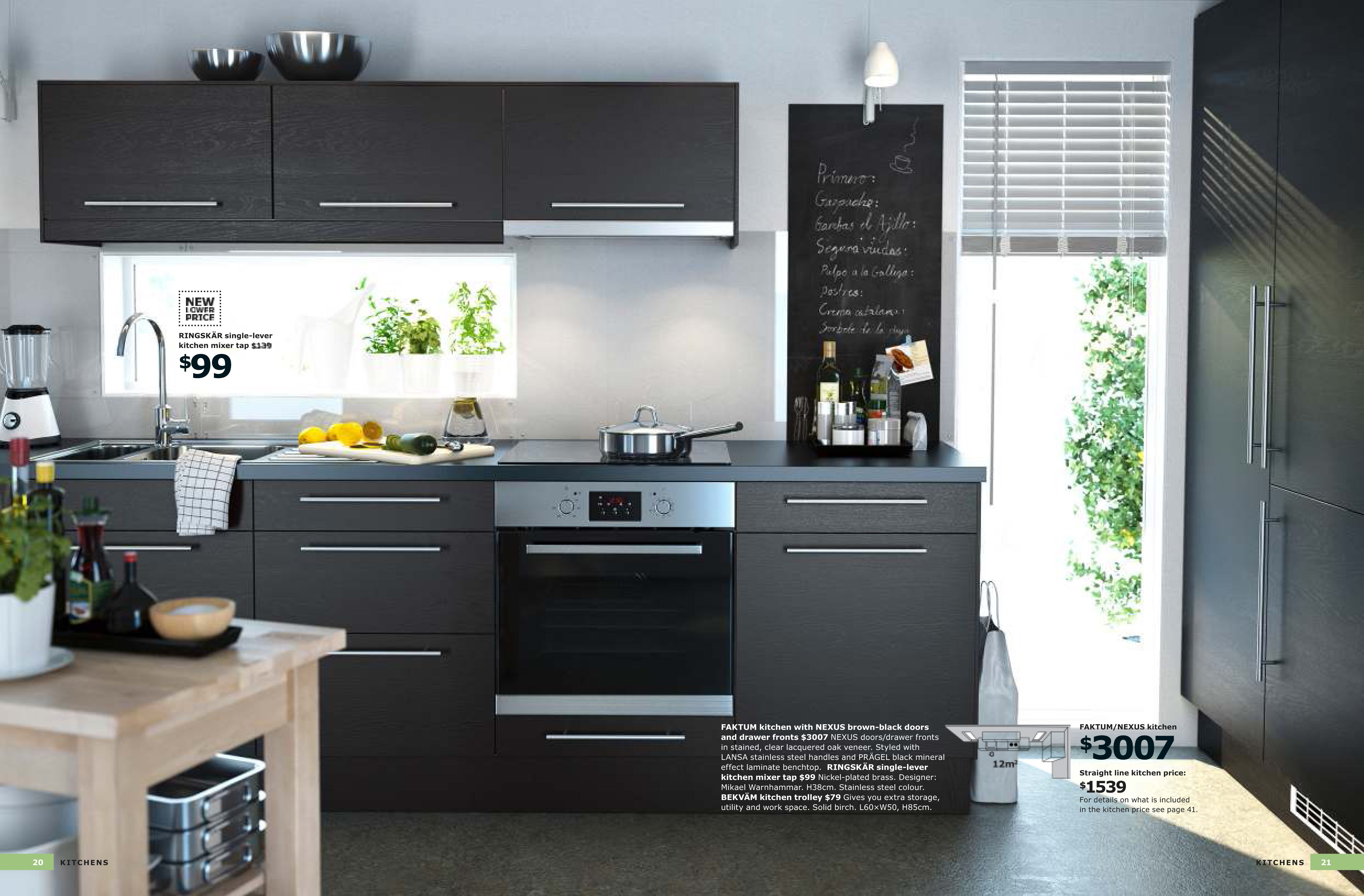Ikea Kitchen 2012 Catalogue Kitchen Design 7 Ikea
