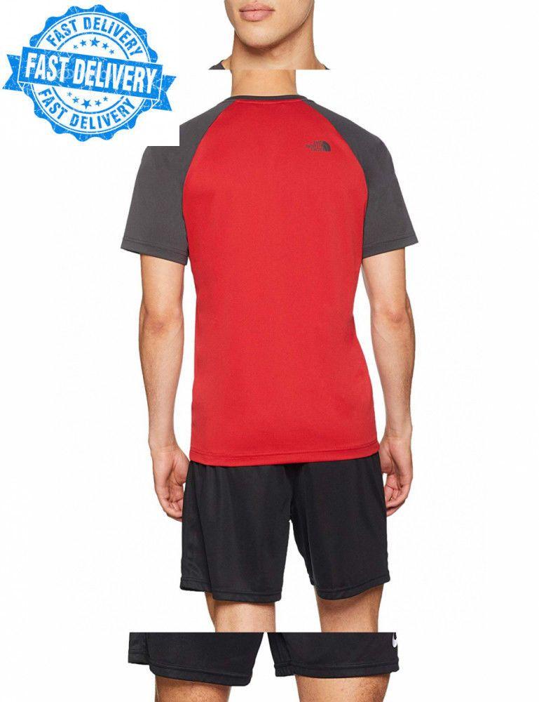dd0d847fe The North Face Light Tanken Raglan Men's Outdoor T-Shirt #fashion ...