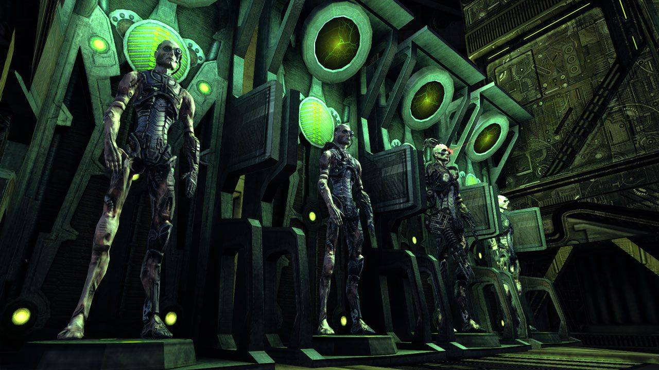 the borg star trek - Google Search | A.I. and Robotics | Pinterest ...