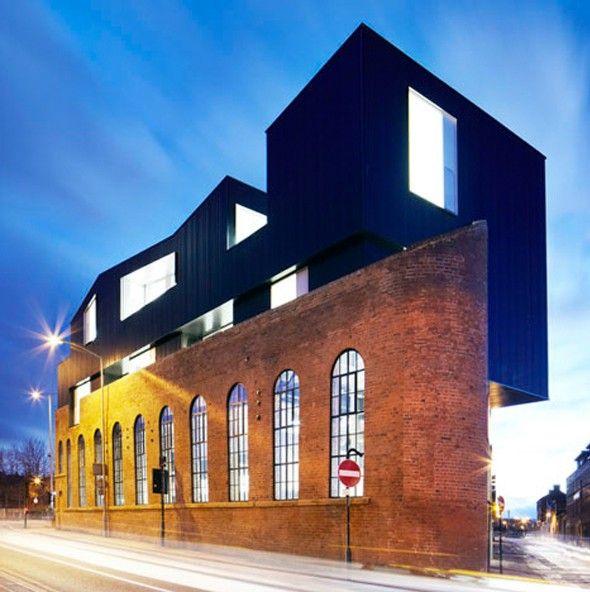 Modern Architecture Journals shoreham street par project orange | architecture, journals and