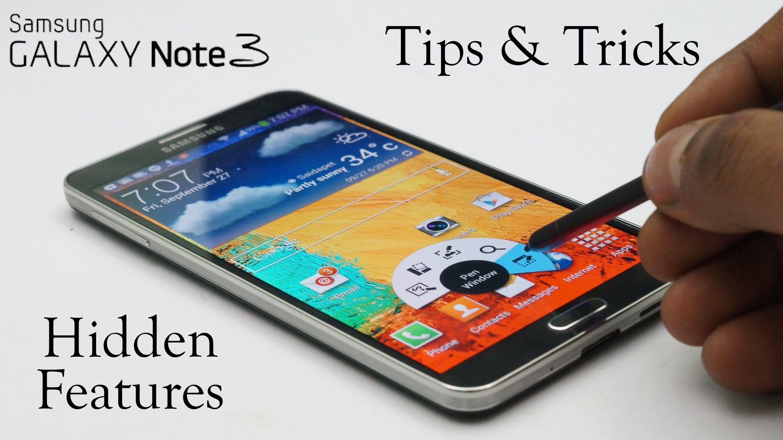 Galaxy Note 3 Software Tips Tricks Hidden Features Everything Else Part 1 2 Galaxy Note Galaxy Note 3 Samsung Galaxy Note