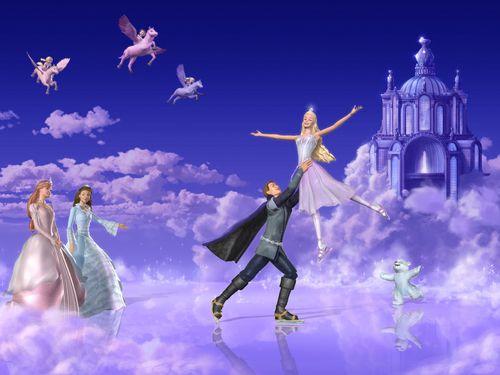 Barbie Movies Wallpaper: Barbie and the magic of pegasus
