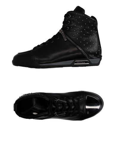 BOTTICELLI LIMITED Women's High-tops & sneakers Black 5 US