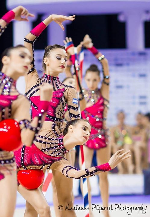 Group Israel, World Championships 2014