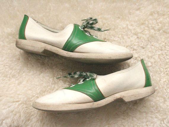 Saddle shoes, Vintage shoes