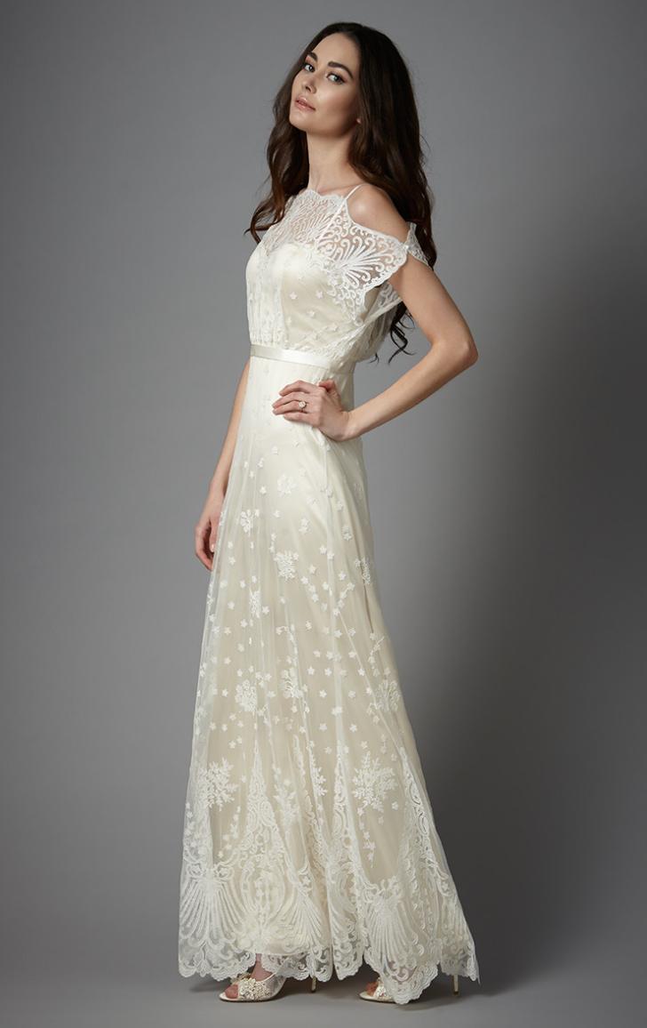 Catherine Deane Charlotte 1 150 Size 4 Used Wedding Dresses