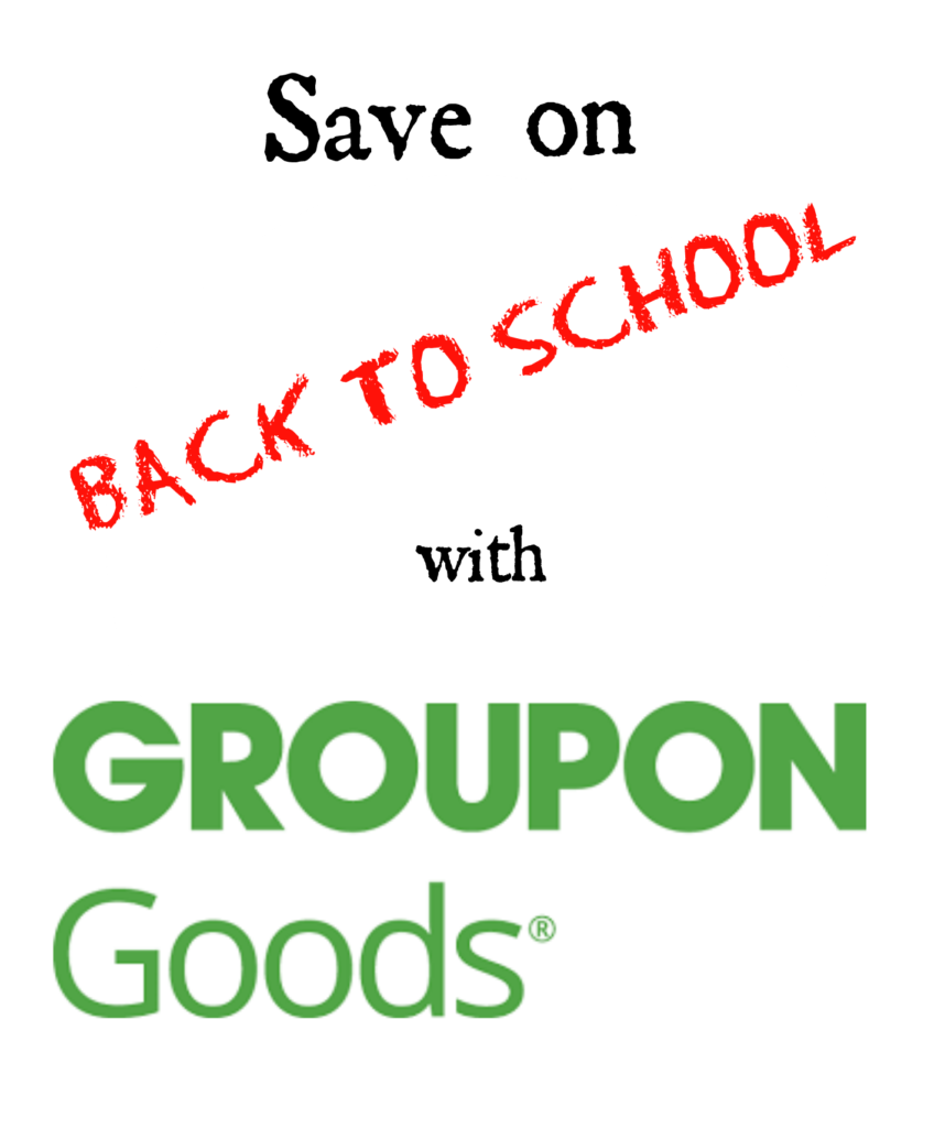 Save On Back To School With Groupon Goods Back To School School Save