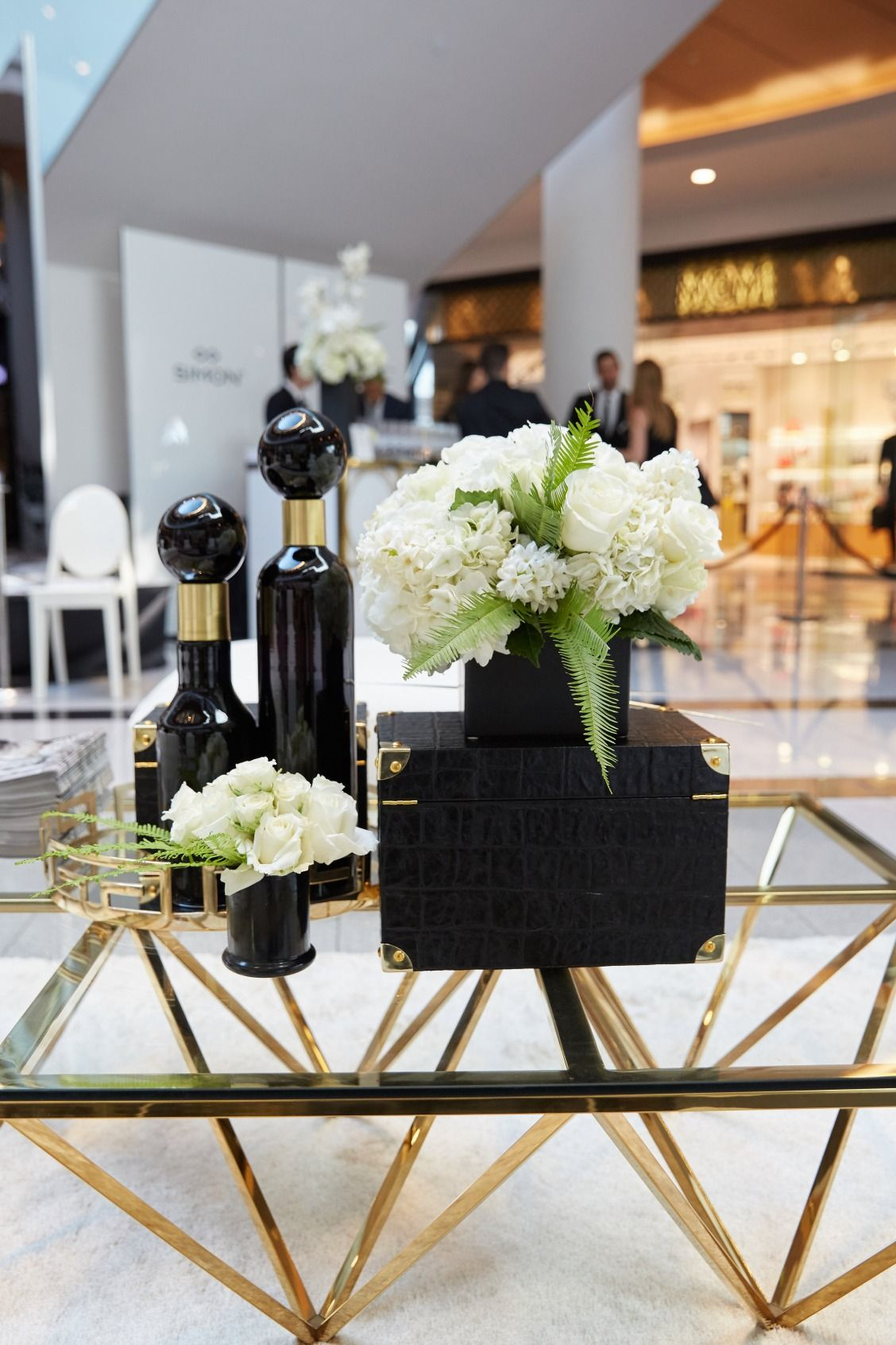 Our Dax Coffee Table and accessories bring fashion to The ...
